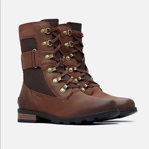 Sorel Emilie Conquest boots in Burro- NWT, Size 8